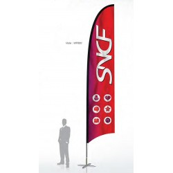 "GIANT WIND FLAG ""WF600"""